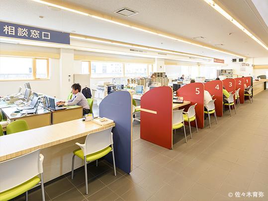 Makubetsu Town Office Satsunai Branch